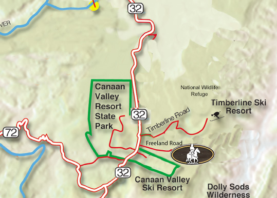 Directions – Mountain Trail Rides on